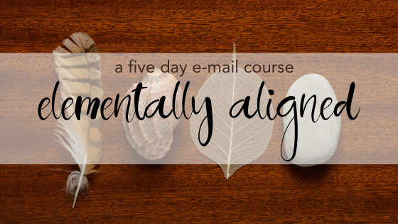 Free Elemental Email Course